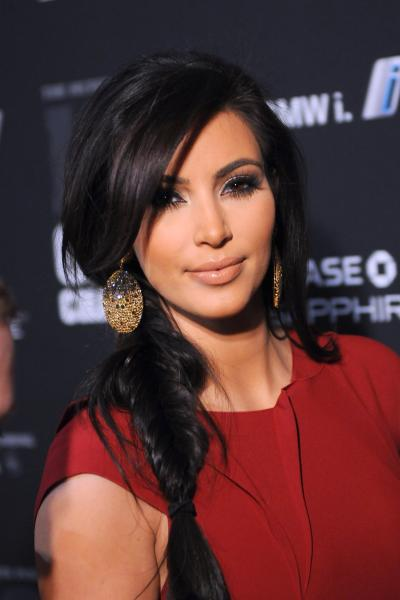 Another Kim Kardashian Red Carpet Pic