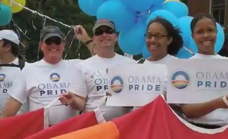 President Obama and the Fight for LGBT Rights Ad
