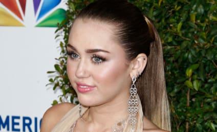 Miley Cyrus Licks Penis Cake for Boyfriend's Birthday