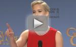 Jennifer Lawrence Acts Like a Jerk, Embarrases Foreign Reporter