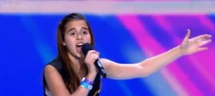 Carly Rose Sonenclar: Feeling Good on The X Factor!