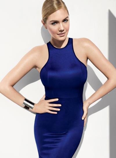 Kate Upton in Vogue 2014