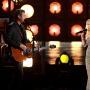 Blake Shelton and Gwen Stefani Duet