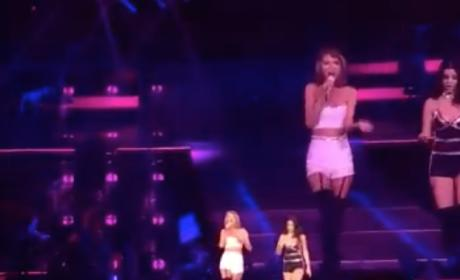 Taylor Swift Duets with Selena Gomez! And Justin Timberlake! And Lisa Kudrow!