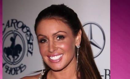 Rachel Uchitel: Dating Bret Boone! Appearing on Millionaire Matchmaker!