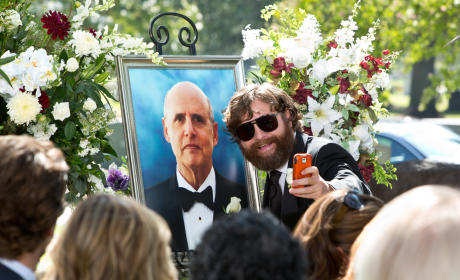 The Hangover Part III Zach Galifianakis