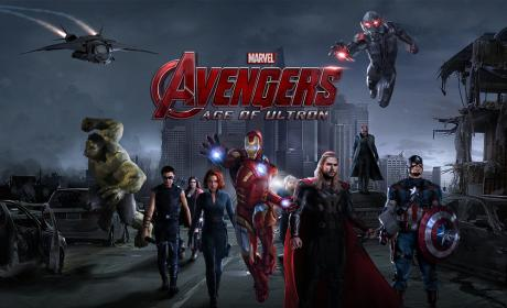 Avengers Age of Ultron Trailer: It's Here!