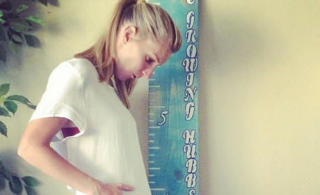 Heather Morris: Pregnant with Second Child!