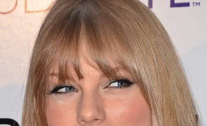Taylor Swift: Dumped by Eddie Redmayne?