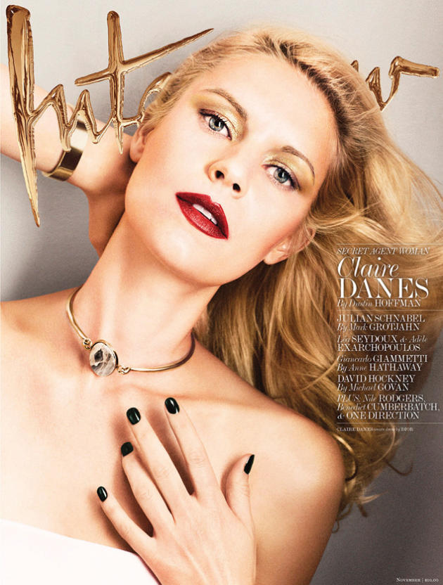 Claire Danes Interview Cover