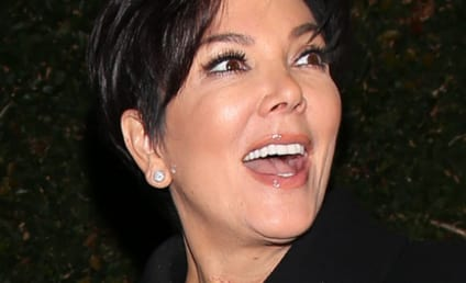 "Kris Jenner Promises ""Big"" Wedding for Kim Kardashian and Kanye West"
