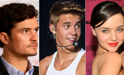 "Justin Bieber: ""Very Persistent"" in Pursuit of Miranda Kerr, Report Indicates"