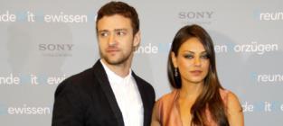 "Mila Kunis' Phone Hacked, ""Seductive"" Justin Timberlake Pics Leaked!"