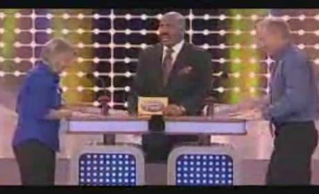 Steve Harvey Learns About Pot on Family Feud