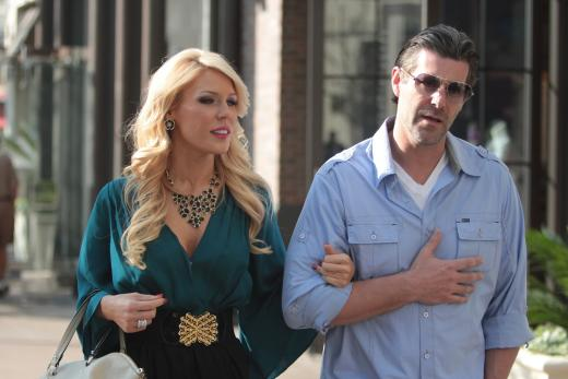 Slade Smily and Gretchen Rossi Photo