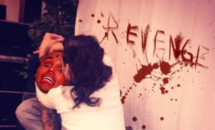 Rihanna PUNISHES Chris Brown, Gets Revenge at Last … in Hilarious Instagram Parody