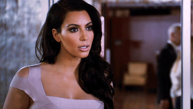 Kim Kardashian in Tyler Perry's Temptation