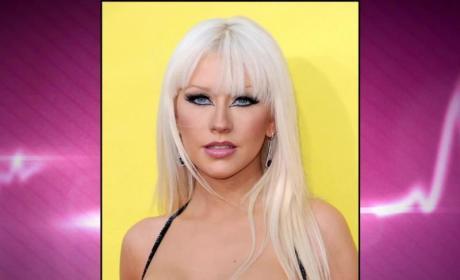 Christina Aguilera Covers Maxim, Flaunts Slim Figure