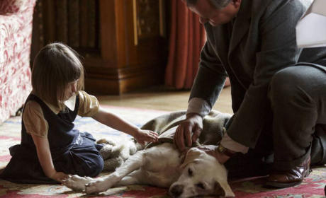 Downton Abbey to Do Away with Unfortunately-Named Dog?