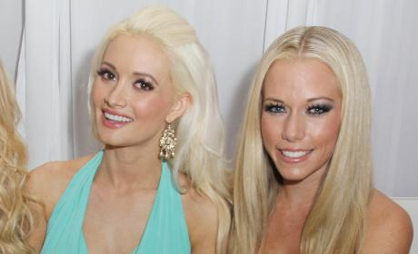 Holly Madison to Kendra Wilkinson: You Don't Even KNOW ME