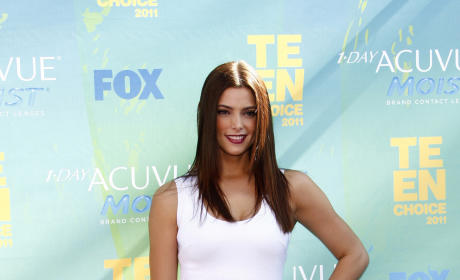 Ashley Greene at the TCAs