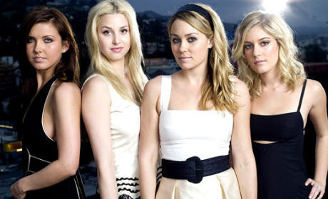 The Hills Cast