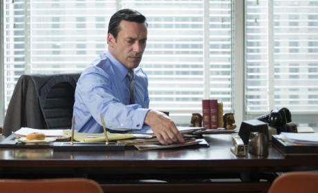 Don on Mad Men