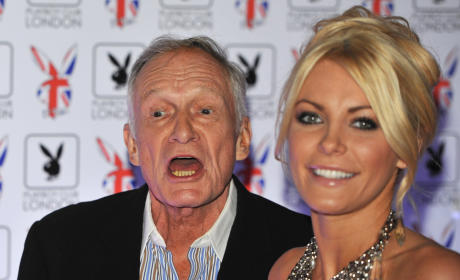 Crystal Harris Dumped Hugh Hefner Because...