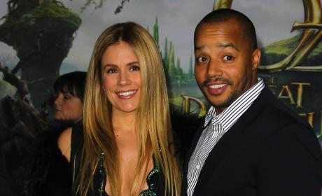 CaCee Cobb, Donald Faison Welcome Baby Boy!
