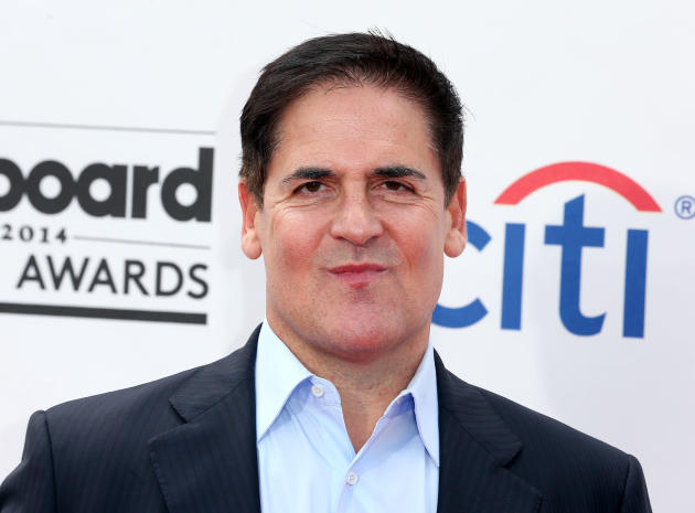 Mark Cuban Photo