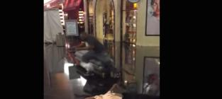 Man Loses Dance-Off in Most Painful Way Possible