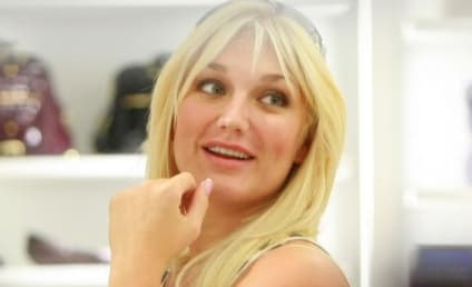 Got Ya! Brooke Hogan Shops at Payless