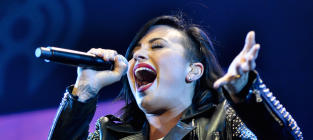 Demi Lovato Fires Back at Bitter Tattoo Artist: Maybe You Shouldn't Tattoo Drunk Teenagers!