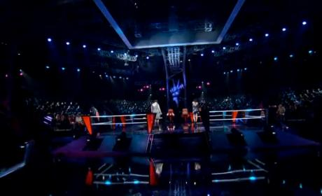 The Voice Battle Round: Charlotte Sometimes vs. Lex Land