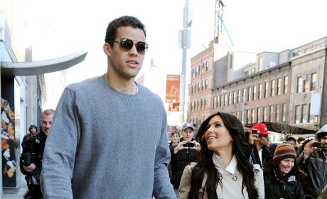 Kris Humphries to Keep Up with the Kardashians on New Season