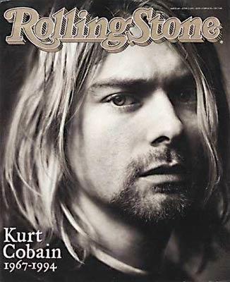 Kurt Cobain Rolling Stone