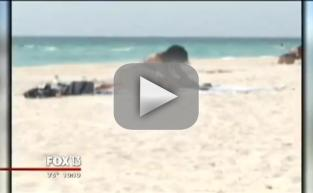 Florida Couple Has Sex on the Beach