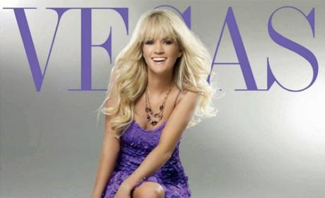 Carrie Underwood Vegas Cover