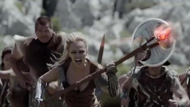 Mariah carey replaces kate upton in game of war ads somehow isn t
