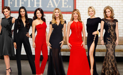 Real Housewives of NYC Promo: We're Talking About Vaginas...
