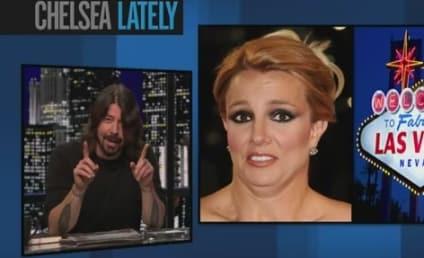 Dave Grohl on Britney Spears: Kinda Dead Inside!