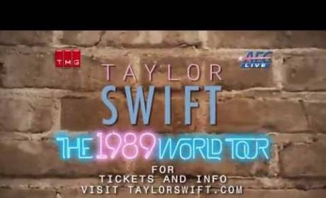 Taylor Swift World Tour Confirmed: Where Is She Playing?