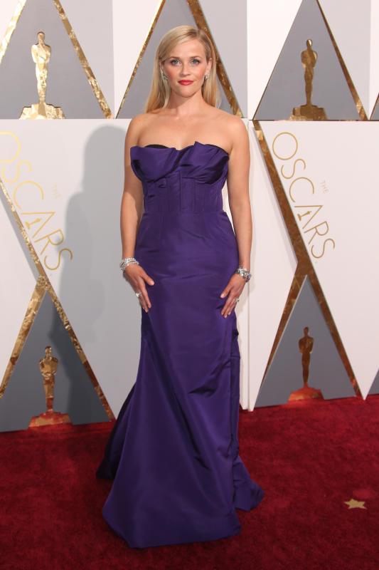 Reese Witherspoon: 2016 Academy Awards