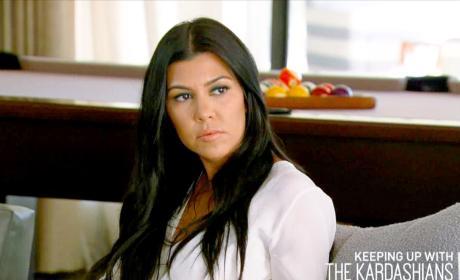 Kourtney Kardashian on Keeping Up with the Kardashians