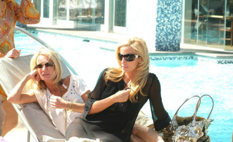 The Real Housewives of Beverly Hills to Camille Grammer: Act Out!