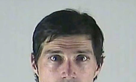Matthew Fox Mug Shot: Too Months Late, Still Crazy