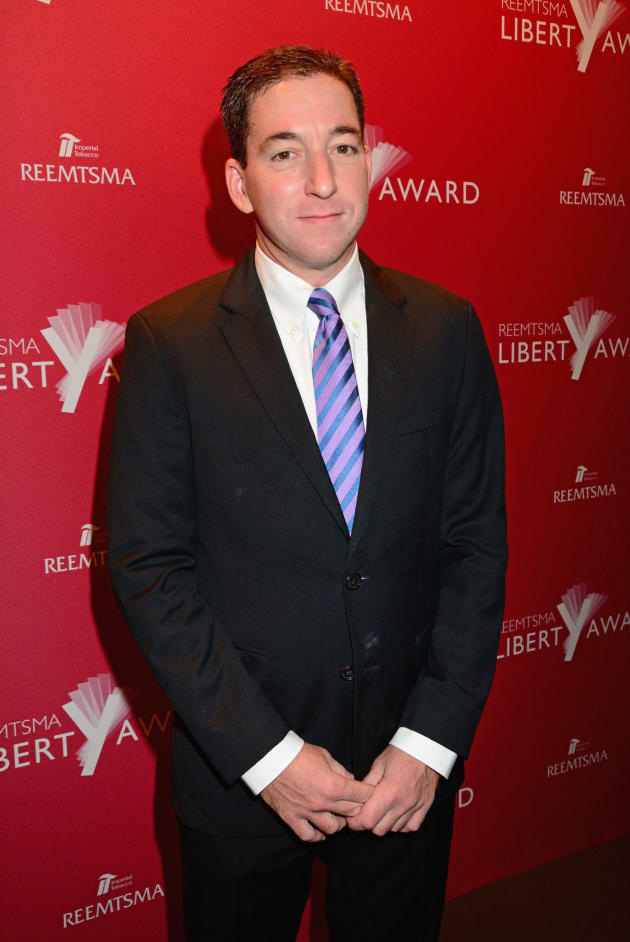 Glenn Greenwald Photo