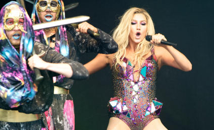 Ke$ha Concert Canceled in Malaysia, Singer Threatened with Imprisonment