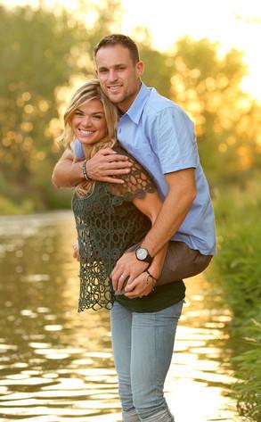 Kelly Forrester Cottle and Jesse Cottle