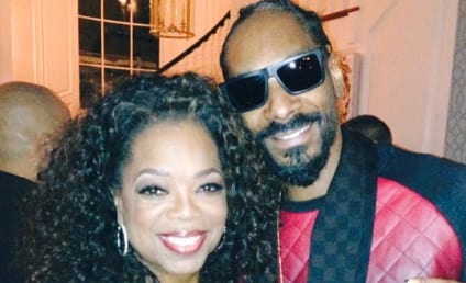 Oprah Winfrey and Snoop Dogg Meet, Quash Beef at Oscar Party